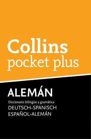 COLLINS POCKET PLUS. ESPAÑOL-ALEMAN, DEUTSCH-SPANISCH