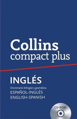 DICCIONARIO COMPACT PLUS INGLÉS (COMPACT PLUS)