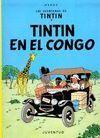 TINTIN EN EL CONGO