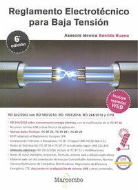 REGLAMENTO ELECTROTECNICO PARA BAJA TENSION 6ª ED.