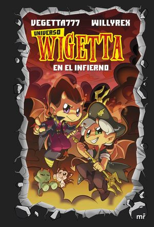 WIGETTA. ANGELES Y DEMONIOS
