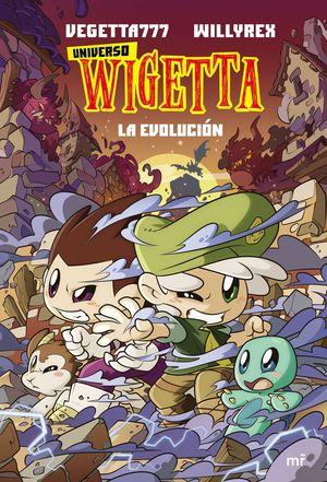 UNIVERSO WIGETTA 2. LA EVOLUCION