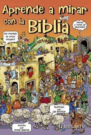 APRENDE A MIRAR CON LA BIBLIA