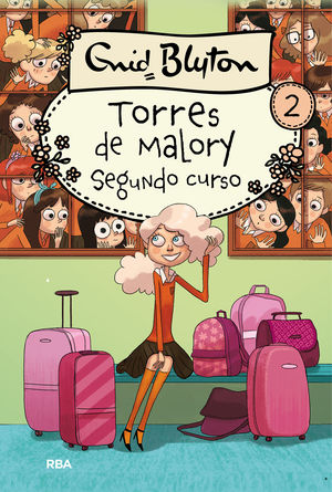 TORRES DE MALORY 2: SEGUNDO CURSO