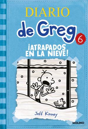 DIARIO DE GREG 6 ATRAPADOS EN LA NIEVE