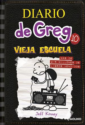 DIARIO DE GREG N 10 VIEJA ESCUELA.