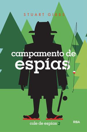 CAMPAMENTO DE ESPIAS. COLE DE ESPIAS 2