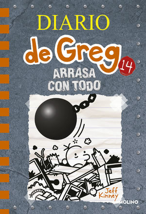 DIARIO GREG 14 ARRASA CON TODO