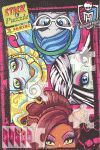 MONSTER HIGH STICK & PUZZLE