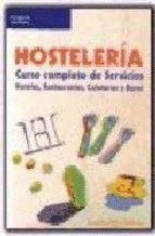 HOSTELERÍA. CURSO COMPLETO DE SERVICIOS