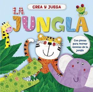 CREA Y JUEGA LA JUNGLA