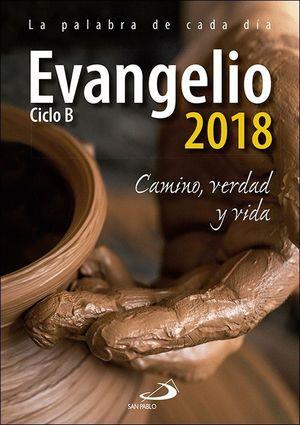 EVANGELIO 2018 LETRA GRANDE