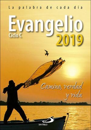 EVANGELIO 2019 LETRA GRANDE