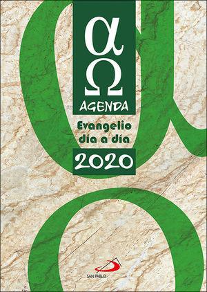 AGENDA EVANGELIO DIA A DIA 2020