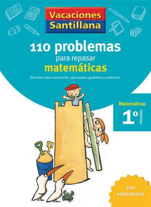 VACACIONES PROBLEMAS DE MATEMATICAS 1 EP