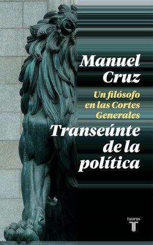 TRANSEÚNTE DE LA POLÍTICA