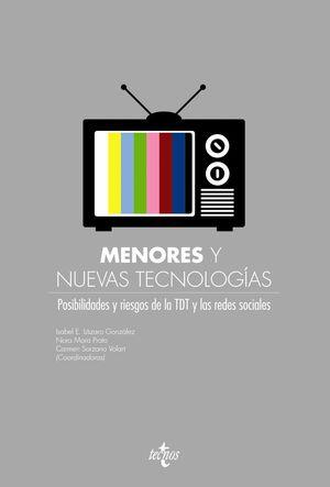 MENORES Y NUEVAS TECNOLOGÍAS