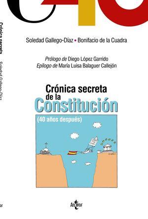 CRÓNICA SECRETA DE LA CONSTITUCIÓN