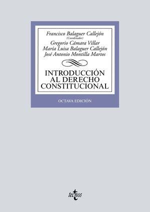 INTRODUCCIÓN AL DERECHO CONSTITUCIONAL 2019