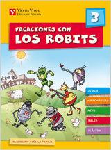 VACACIONES CON LOS ROBITS 3 EP+SOLUC. 2010