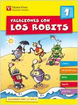 VACACIONES CON LOS ROBITS 1+ SOLUCIONARIO