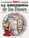 ASTERIX RESIDENCIA DE LOS DIOSES N.17