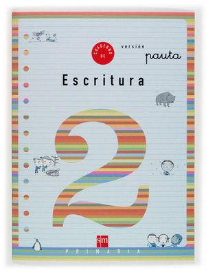 1EP.CUAD.ESCRITURA 2 V.PAUTA 04