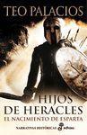 HIJOS DE HERACLES EL NACIMIENTO DE ESPARTA