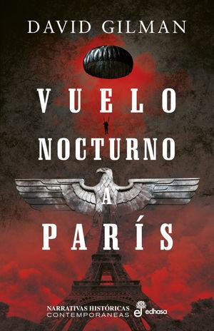 VUELO NOCTURNO A PARIS