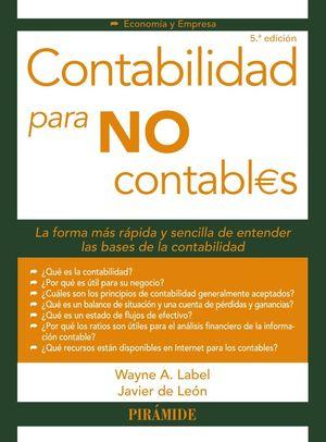 CONTABILIDAD PARA NO CONTABLES