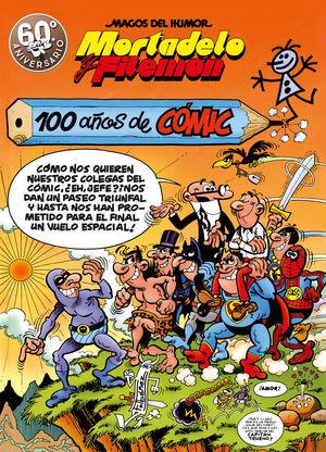 100 AÑOS DE CÓMIC