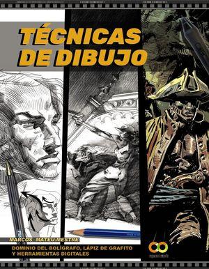 TÉCNICAS DE DIBUJO. DOMINIO DEL BOL¡GRAFO, LÁPIZ DE GRAFITO Y HER