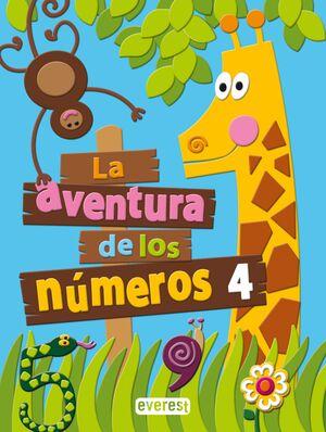 AVENTURA DE LOS NÚMEROS 4 NE 13