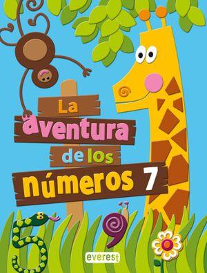 AVENTURA DE LOS NUMEROS 7 NE 13