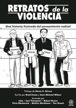 RETRATOS DE LA VIOLENCIA