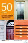 50 COSAS QUE DEBES SABER SOBRE TU COMUNIDAD DE VEC