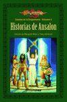 CUENTOS DE DRAGONLANCE 3 HISTORIAS DE ANSALON