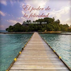 CALENDARIO EL PODER DE LA FELICIDAD 2019