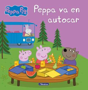 PEPPA VA EN AUTOCAR (PEPPA PIG. PRIMERAS LECTURAS)