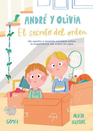 ANDR Y OLIVIA Y EL SECRETO DEL ORDEN