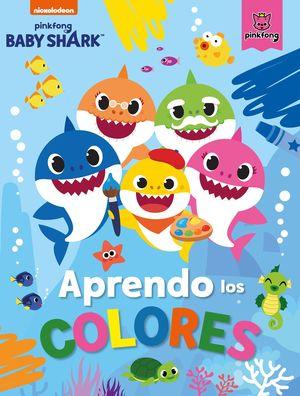 BABY SHARK. APRENDO LOS COLORES