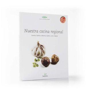 NUESTRA COCINA REGIONAL IV.(CENTRO-CANAR).(THERMOM