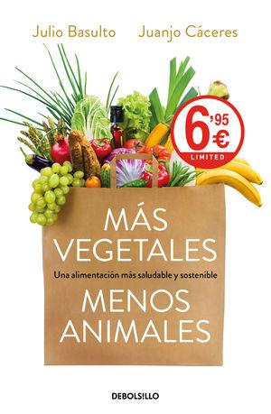 M?S VEGETALES, MENOS ANIMALES