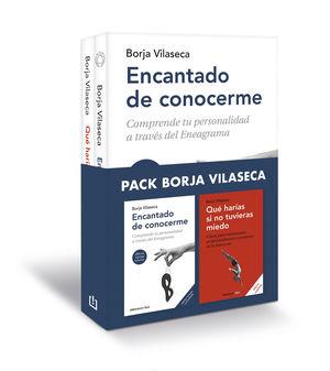PACK BORJA VILASECA (CONTIENE: ENCANTADO DE CONOCERME  QUÉ HAR¡A