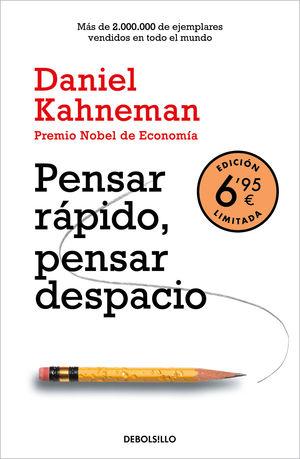 PENSAR RÁPIDO, PENSAR DESPACIO (EDICIÓN LIMITADA A PRECIO ESPECIA