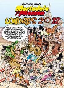MORTADELO Y FILEMON Nº 151 LONDRES 2012