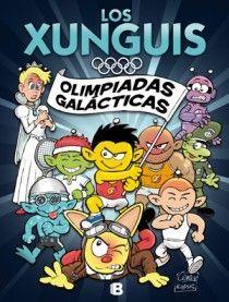 OLIMPIADAS GALACTICAS. COMIC XUNGUIS N 1