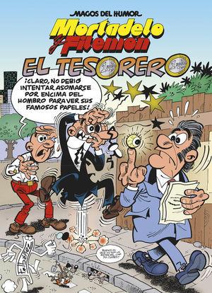 EL TESORERO (MAGOS DEL HUMOR MORTADELO Y FILEMÓN 167)
