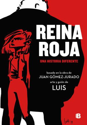 REINA ROJA (LA NOVELA GRÁFICA)