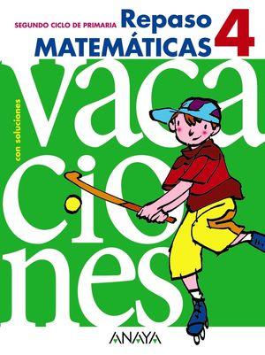 C. VACACIONES MATEMÁT. 4